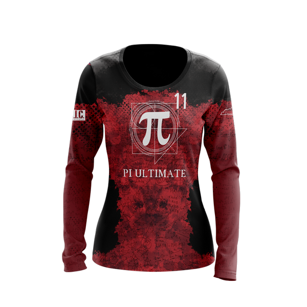 Pi Ultimate Dark LS Jersey