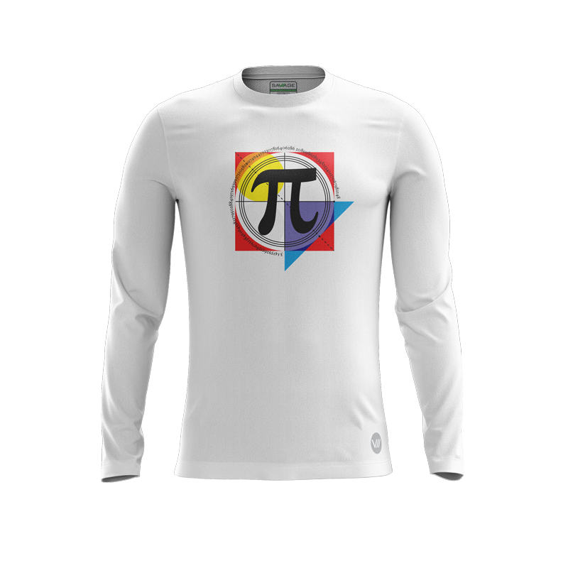 Pi Ultimate 2017 Light LS Jersey