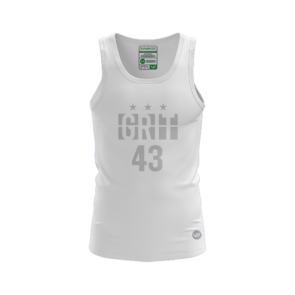 DC Grit Light Tank Jersey