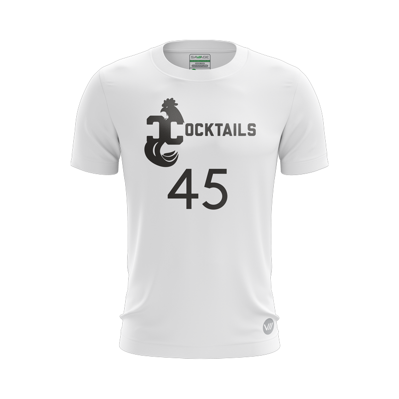 Columbus Cocktails Light Jersey