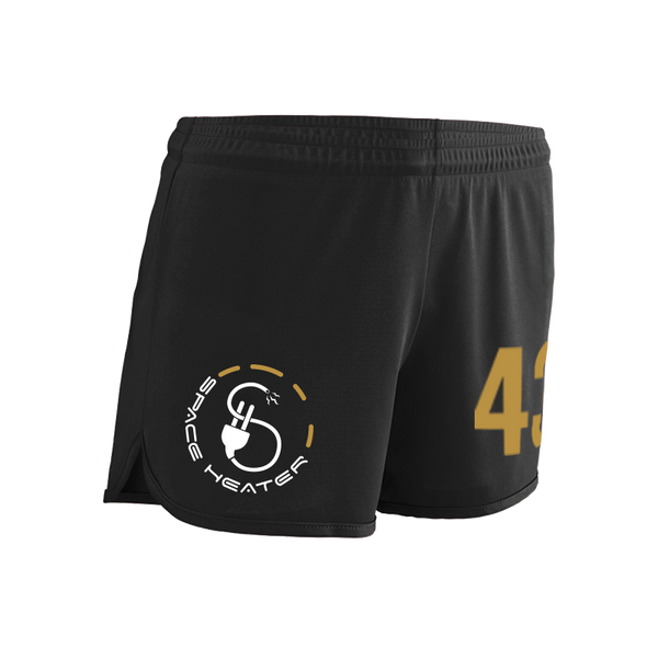 DC Space Heater Ultimate Women's Running Shorts