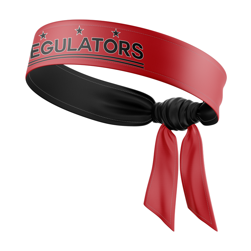 DC Truck Stop Regulators Headband