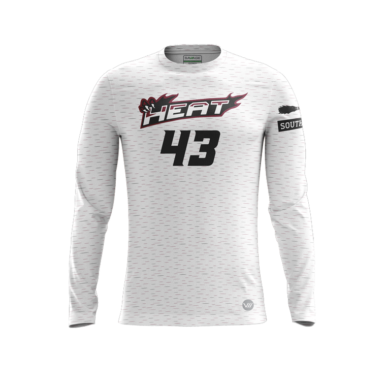 Texas Hill Country Heat Light LS Jersey