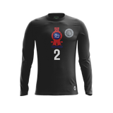 Metro North Dark LS Jersey