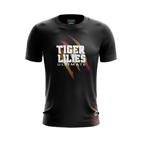 Tigerlilies Ultimate Dark Jersey (2019 Edition)