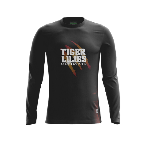 Tigerlilies Ultimate LS Dark Jersey (2019 Edition)