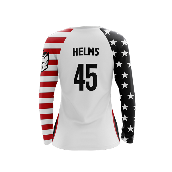 Tigerlilies Ultimate LS Light Jersey (2019 Edition)