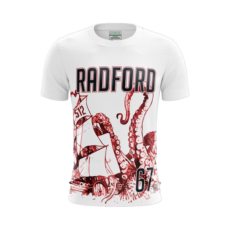 Radford Scoundrels Light Jersey