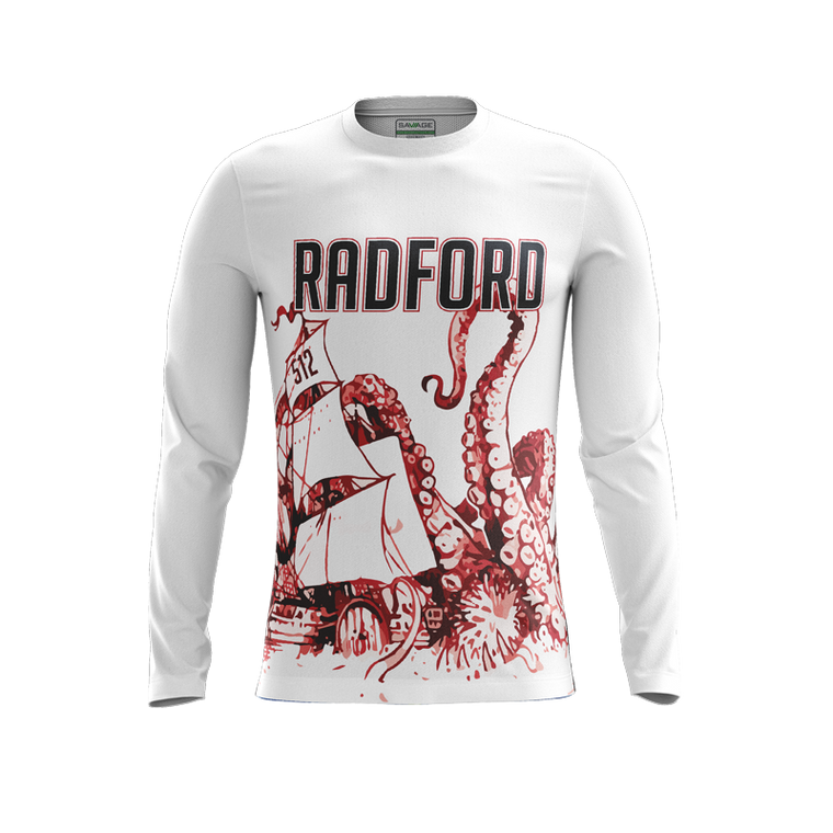 Radford Scoundrels LS Light Jersey