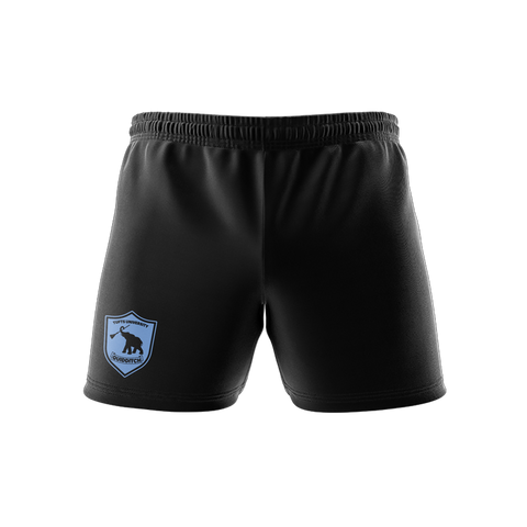 Tufts Quidditch Shorts