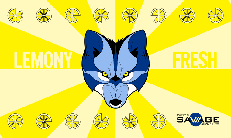 Lemony Fresh Flag