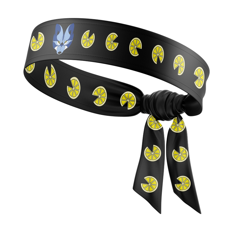 Lemony Fresh Headband