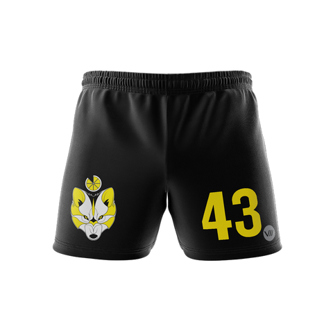 Lemony Fresh Shorts
