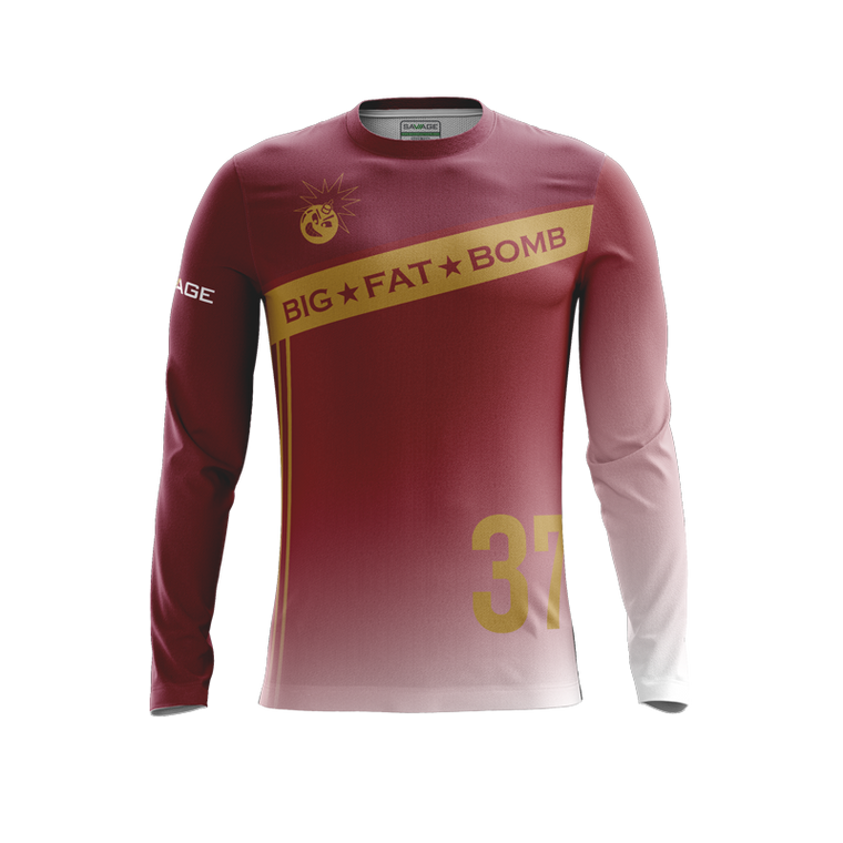 Big Fat Bomb 2019 Swag LS Jersey