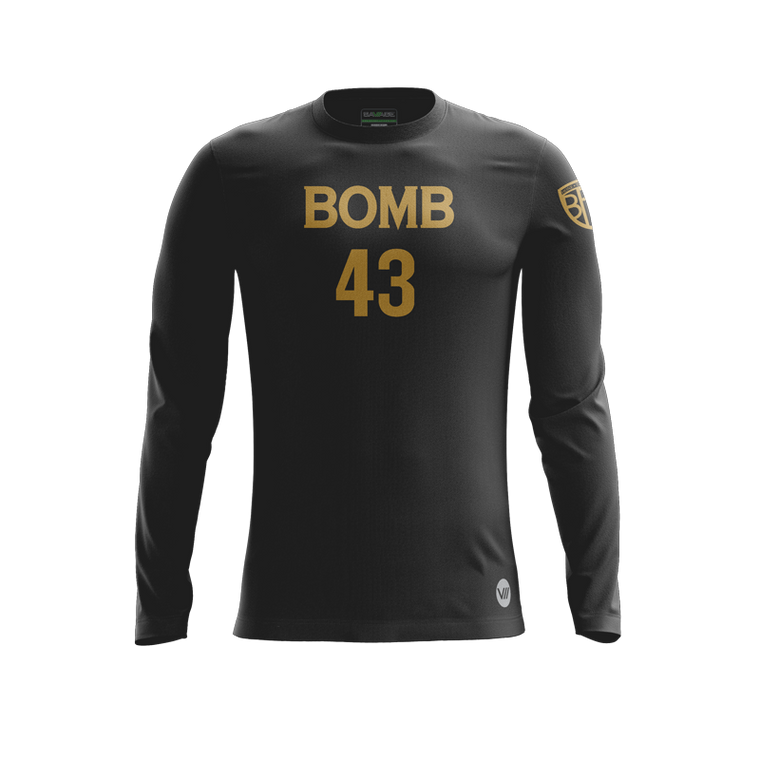 Big Fat Bomb 2019 Dark LS Jersey