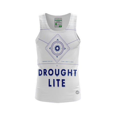Drought State of Mind Reversible Tank Jersey