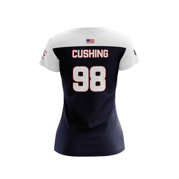 US Dodgeball Dark Jersey - Cushing 98