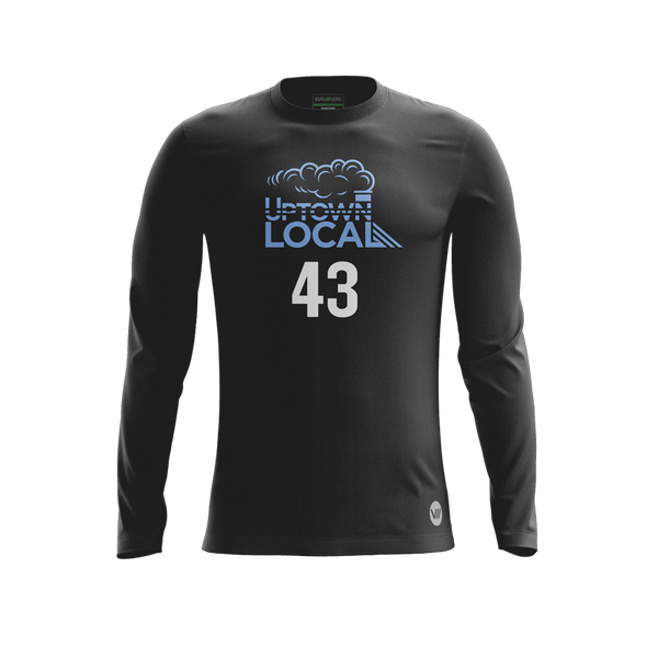 Uptown Local Dark LS Jersey