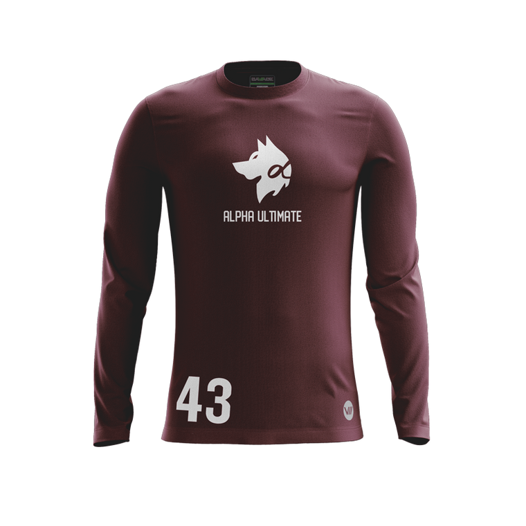 Alpha Ultimate 2019 Dark LS Jersey