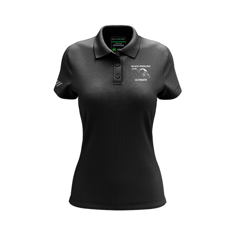 Black Penguins Polo
