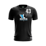 Black Penguins 2019 Dark Jersey