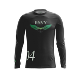 North Texas Envy Dark LS Jersey