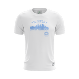 North Minneapolis White Jersey