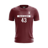 False Alarm Ultimate Cardinal Jersey