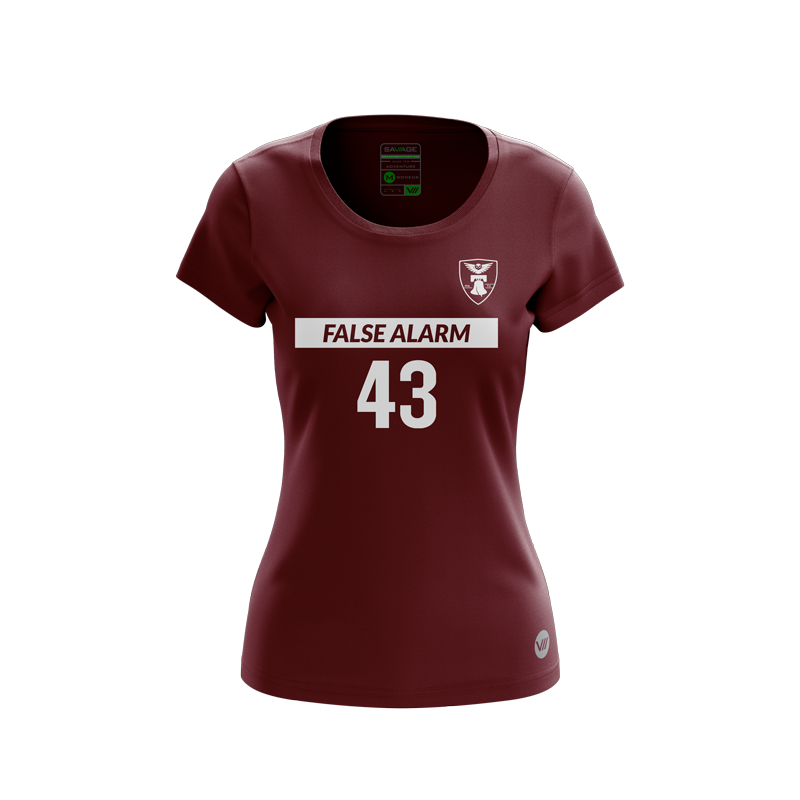 4e2d88e5b57b False Alarm Ultimate Cardinal Jersey – SAVAGE