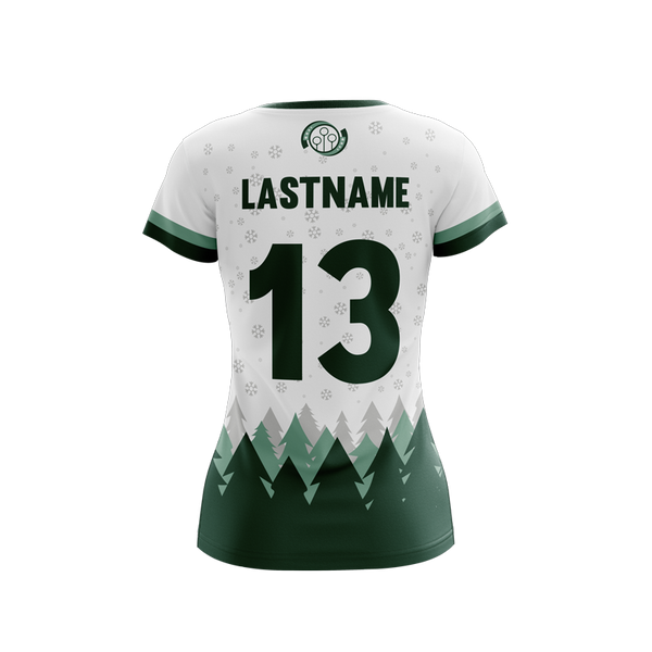MLQ Rochester Whiteout Replica Jersey