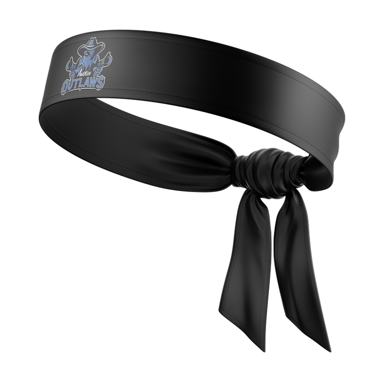 MLQ Austin Outlaws Headband