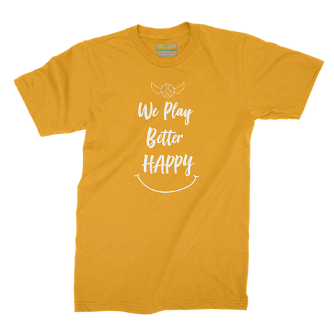 "EC Quidditch ""Happiness"" Tee"