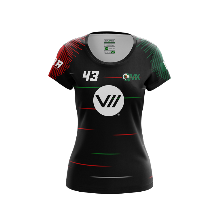 Mexican National Quidditch Jersey