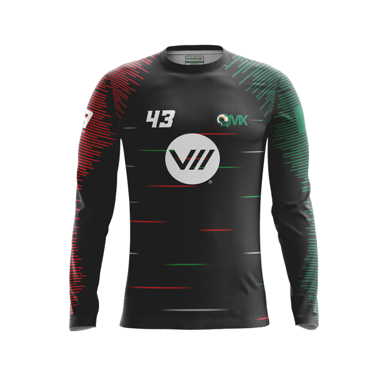 Mexican National Quidditch LS Jersey
