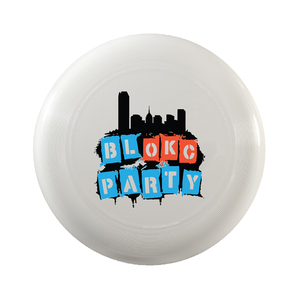 Blokc Party Ultimate Disc