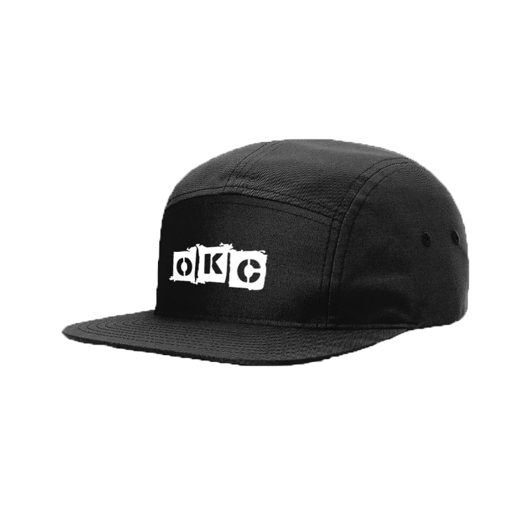 Blokc Party Ultimate 5-Panel Hat