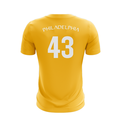 Adelphos Ultimate Gold Jersey