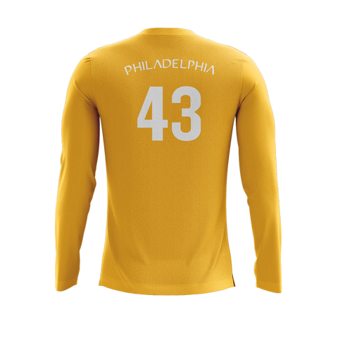 Adelphos Ultimate Gold LS Jersey