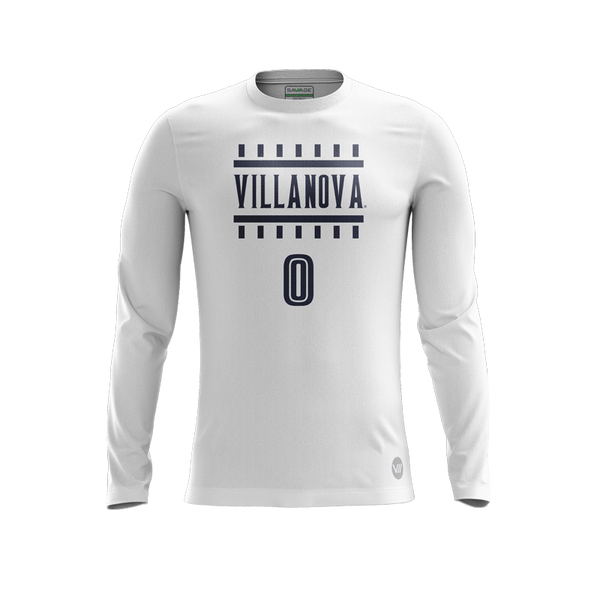 Villanova Main Line Light LS Jersey