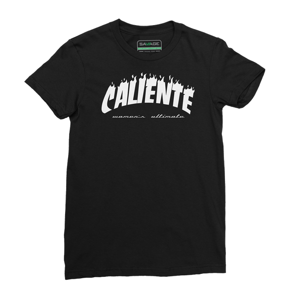 Caliente Ultimate Black Tee