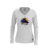Upper Merion Ultimate White LS Jersey