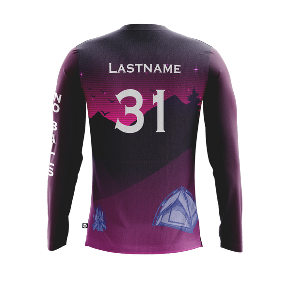 Nonads Ultimate LS Dark Jersey