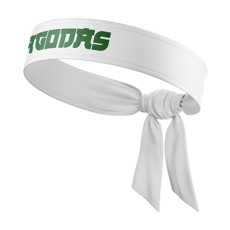 Flying Pagodas Headband