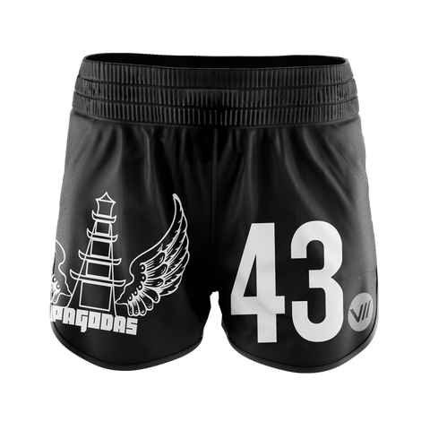Flying Pagodas Shorts