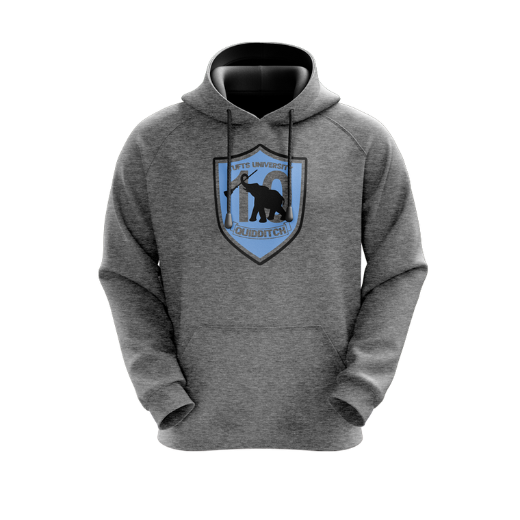 Tufts Quidditch 10th Anniversary Hoodie