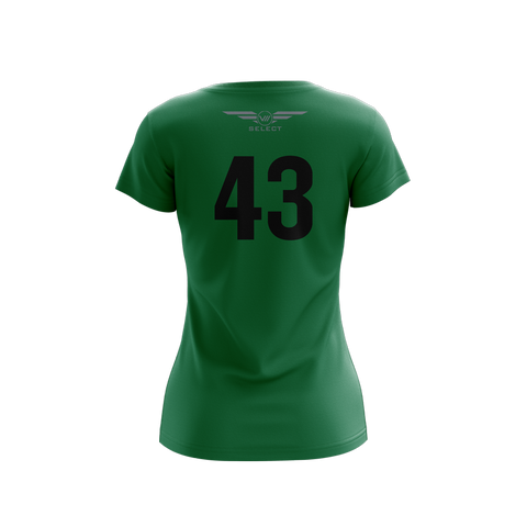 Oberlin Preying Manti Ultimate Dark Jersey