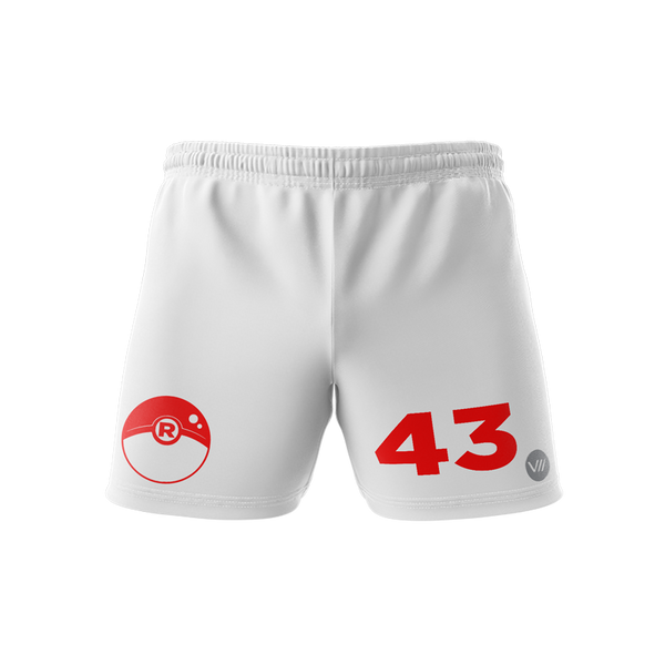 Cortland Men's Ultimate White Shorts