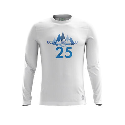 UCLA Blu Light Long Sleeve Jersey