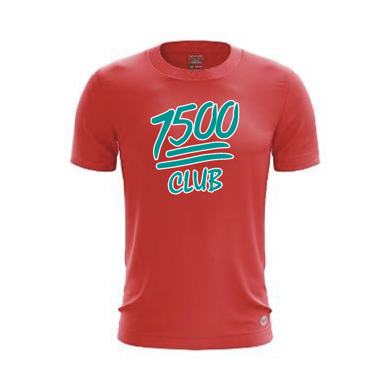 7500 Club Red Jersey
