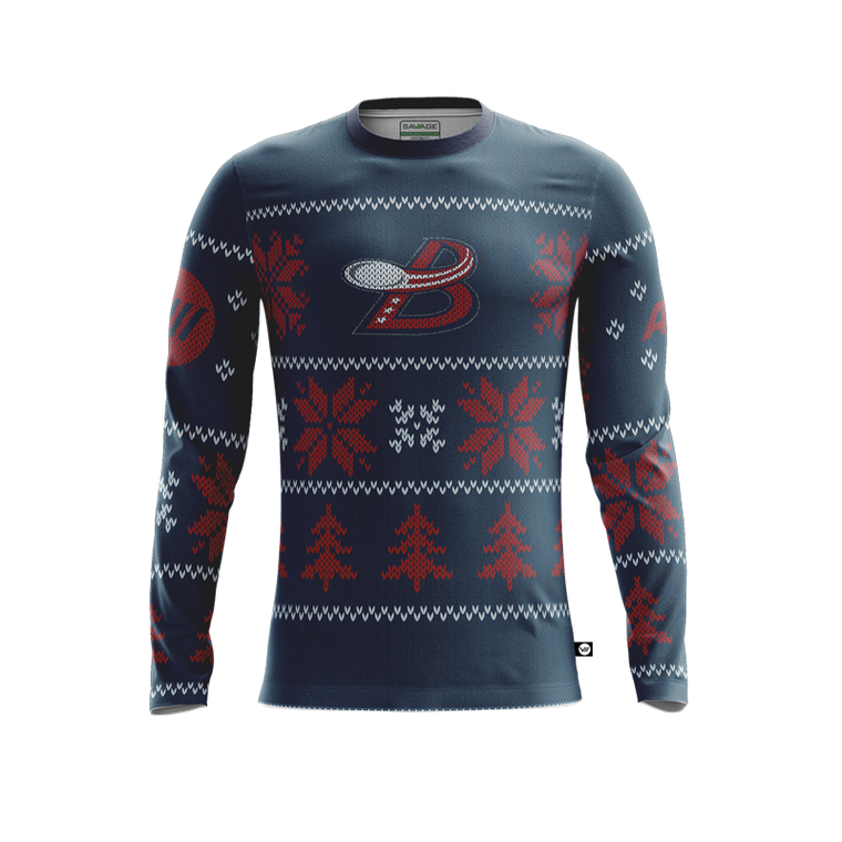DC Breeze Holiday Jersey